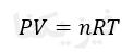 1 1 halat 1 معادله حالت ترمودینامیکی