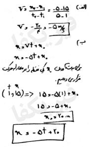 ph2 s2 3 yeknavakht 1 حرکت یکنواخت بر روی خط راست