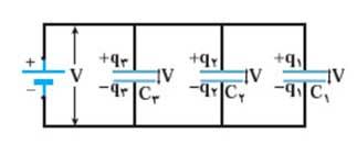 ph3 s2 2 bastankhazen 03 به هم بستن خازن ها در مدار های الکتریکی