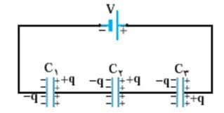 ph3 s2 2 bastankhazen 07 به هم بستن خازن ها در مدار های الکتریکی