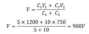 ph3 s2 2 bastankhazen 21 به هم بستن خازن ها در مدار های الکتریکی