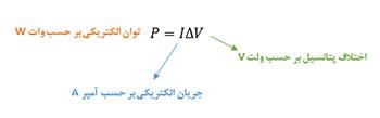 ph3 s3 jaryan tavan 1 توان الکتریکی مصرفی مقاومت