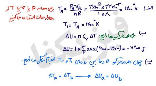 ph10 s1r termo masale janval 02 جدول روابط ترمودینامیک