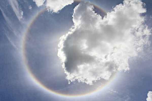 ph d rainbow curve 06 علت انحنای رنگین کمان
