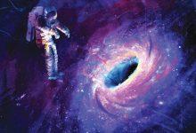 سقوط در سیاهچاله