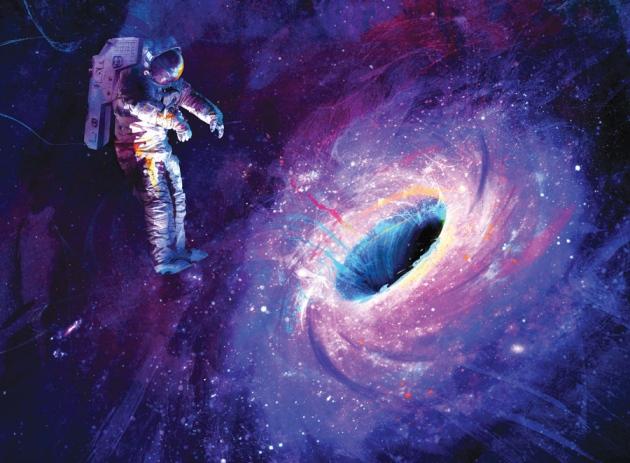 black hole سیاهچاله چیست