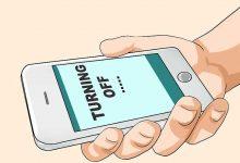 خاموش کردن تلفن همراه برای افزایش تمرکز