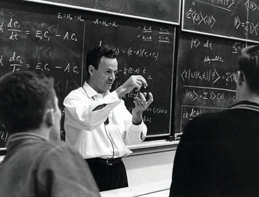 fainman02 min ریچارد فاینمن (بیوگرافی)