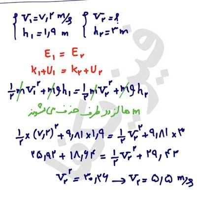 ph10 s2 mekaniki 07 پایستگی انرژی مکانیکی