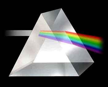 ph d rainbow curve 01 علت انحنای رنگین کمان