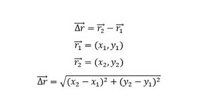 ph12 s01 jabejaei 04 مسافت و جابه جایی چه کمیت هایی در حرکت شناسی هستند؟