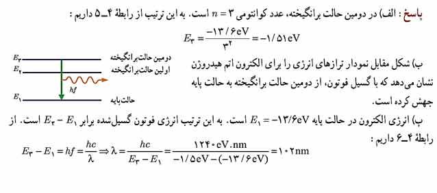 ph12 s5 bohr 10 مدل اتمی بور