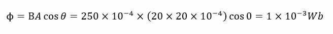 magnetic flux 07 شار مغناطیسی