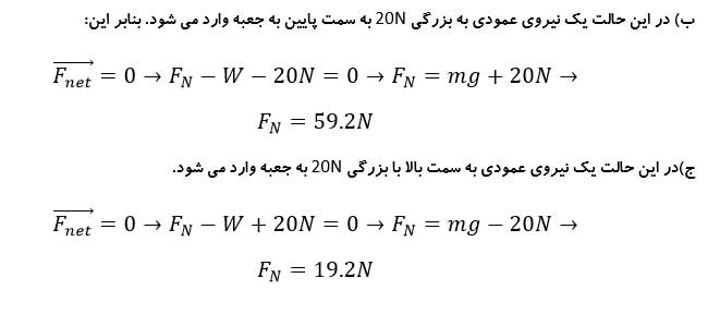 ph3 s2 weightf 09 نیروی وزن و نیروی عمودی سطح