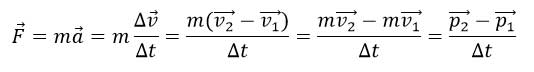 ph3 s2 momentum 02 تکانه و قانون دوم نیوتون